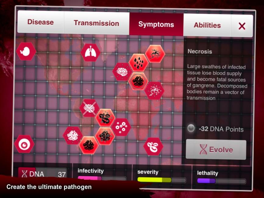 scaricare plague inc evolved achievements