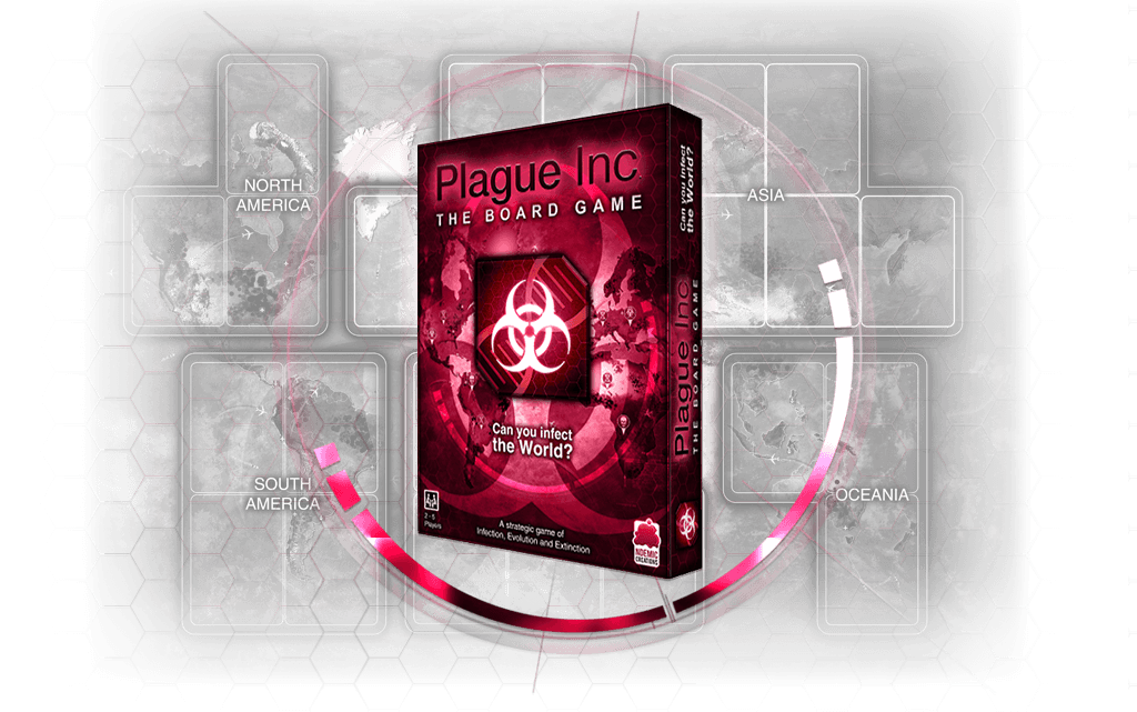 Plague Inc: The Board Game -  Ndemic Creations
