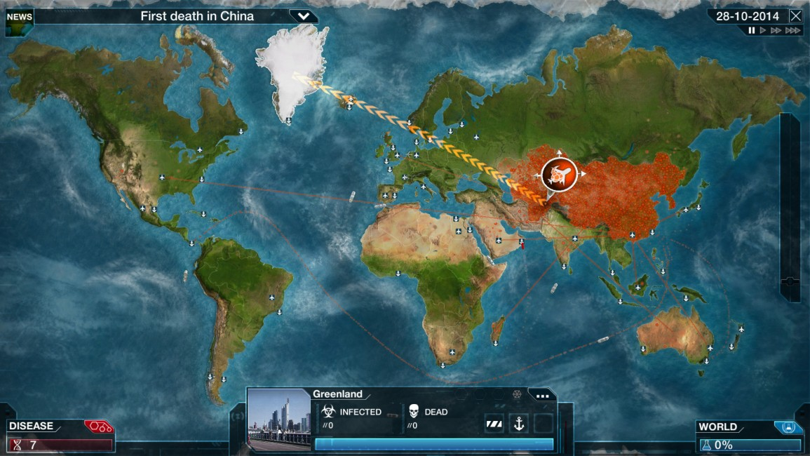 Plague Inc Evolved Pc Ndemic Creations