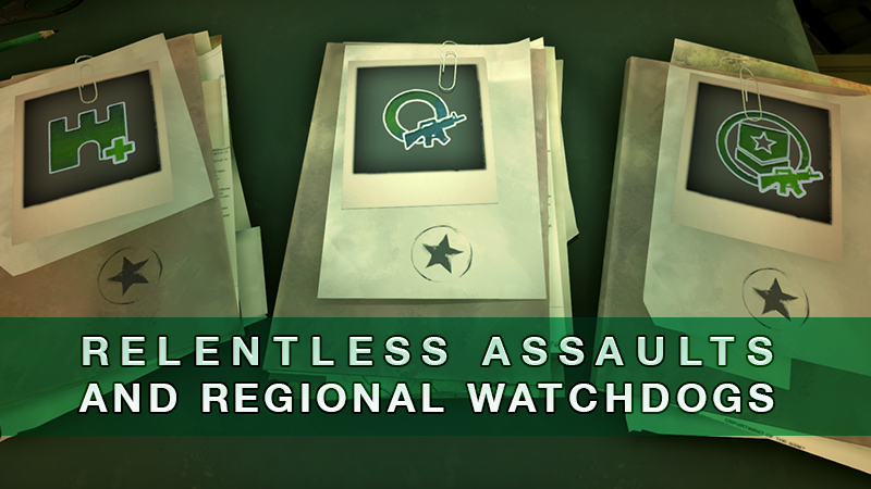 Relentless Assaults and Regional Watchdogs